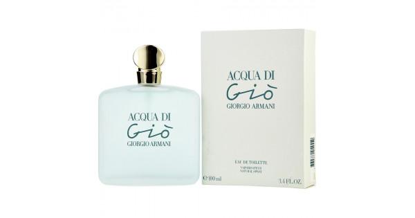 Giorgio Armani Acqua Di Gio Pour Femme купить женские духи аква ди