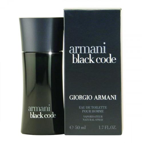 Black Code Pour Homme