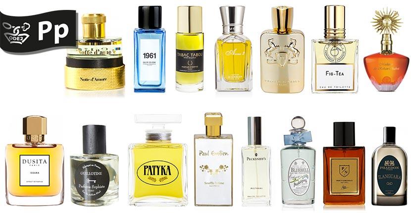 бренды нишевой парфюмерии - Parfums de Nicolai, Penhaligon