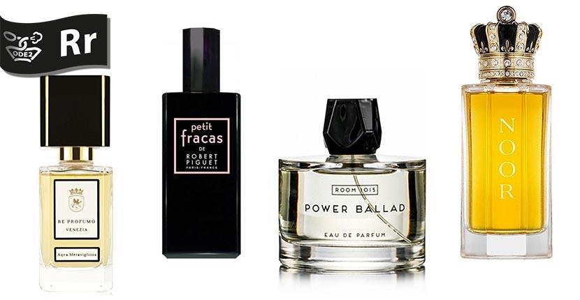 бренды селективной парфюмерии - Robert Piguet, room 1015