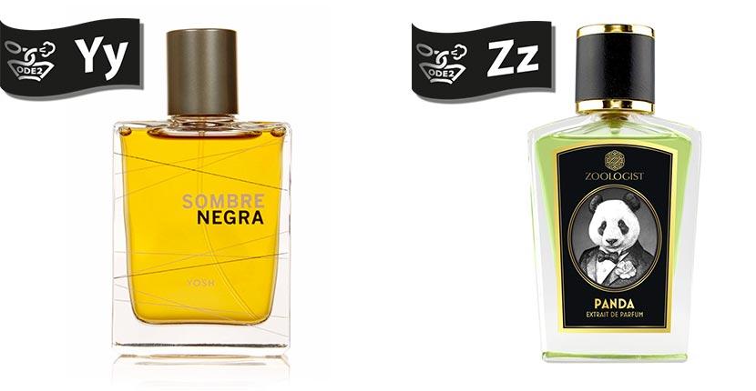 бренды селективной парфюмерии - yosh, Zoologist Perfumes