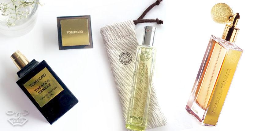 кумарин в парфюмерии одэту