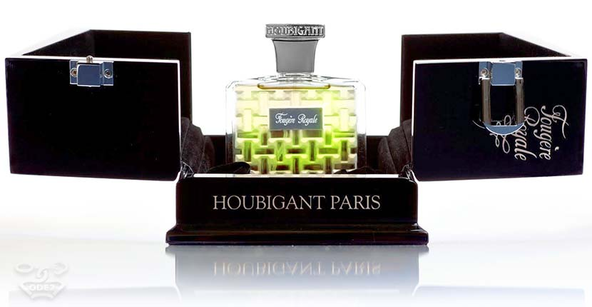 Fougere royale - houbitant parfums