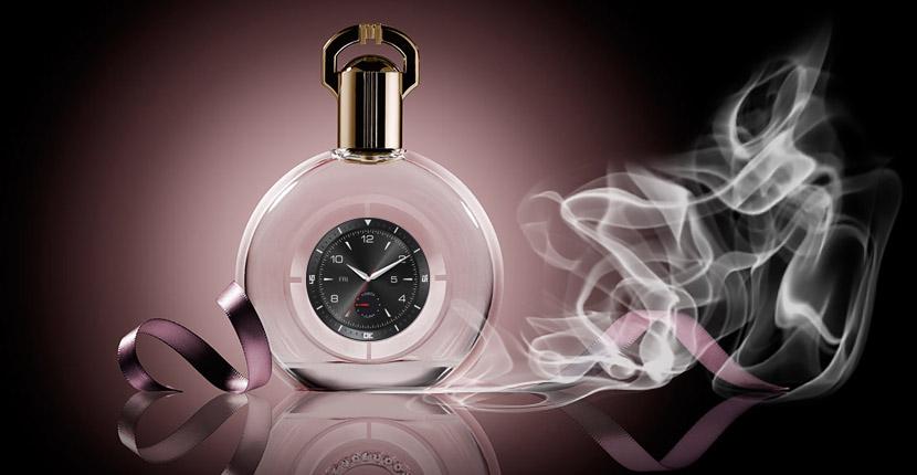 как правильно выбрать парфюм - время