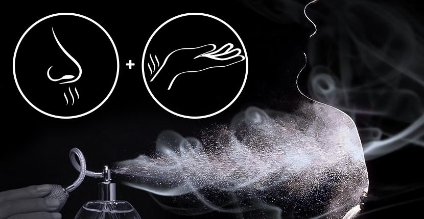 как правильно подобрать парфюм - нанесение