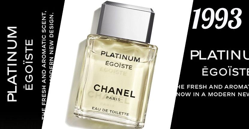 эгоист платинум шанель мужские ароматы описание одэту